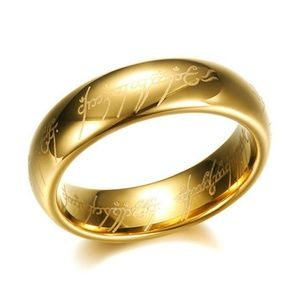 "L.O.T.R. "" The One Ring"